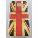 coque samsung galaxy core prime drapeau anglais usé