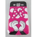 coque samsung galaxy core prime motif papillon rose