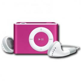 Lecteur MP3 Rose