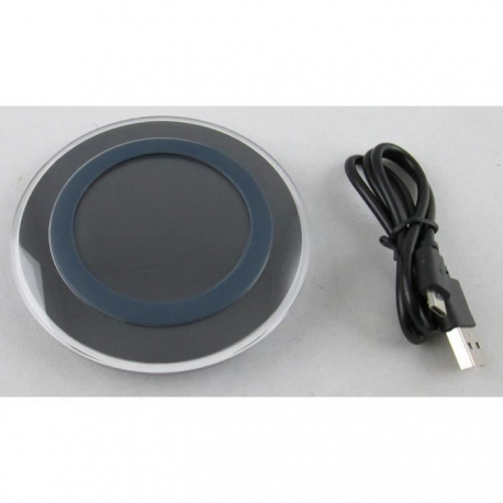 chargeur induction compatible android iphone et type c