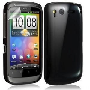 Coque Silicone HTC G12 Desire S