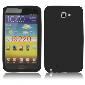 Coque Silicone SAMSUNG Galaxy Note / I9220