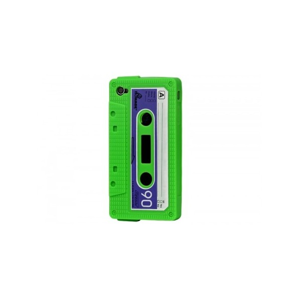 coque iphone 4 cassette