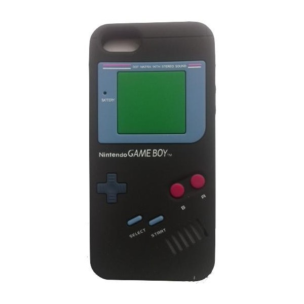 coque iphone 5 game boy