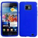 Coque Silicone Bleu Samsung Galaxy S2 I9100