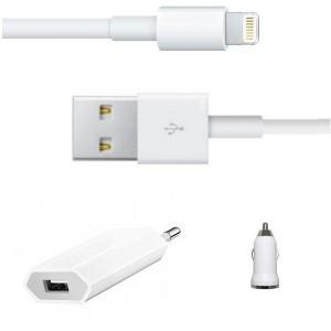 Chargeur 3 en 1 Iphone 5 / IPad Mini / Ipad 4