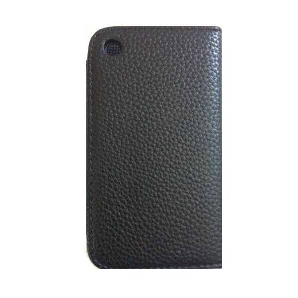 Tui portefeuille iphone 3g 3gs noir accessoire discount for Housse iphone 3g