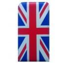 Housse rabattable Drapeau Angleterre ou Grande Bretagne Samsung Galaxy S2 / I9100