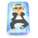 Coque gangnam style bleu Samsung Galaxy ACE S5830