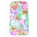 Coque Samsung Galaxy S3 / I9300 fleur color