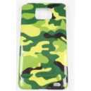 Coque Samsung Galaxy S2 / i9100 motif Armée