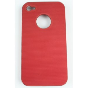 Coque Iphone 4 / 4S Rouge
