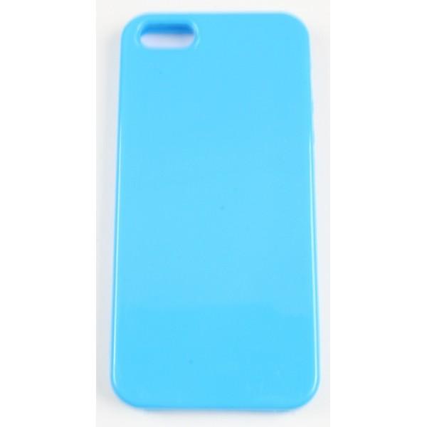 coque iphone 5 bleu ciel